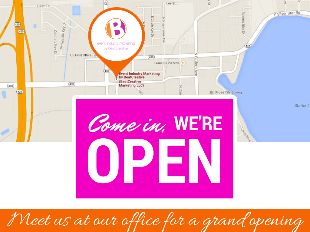 Our new location