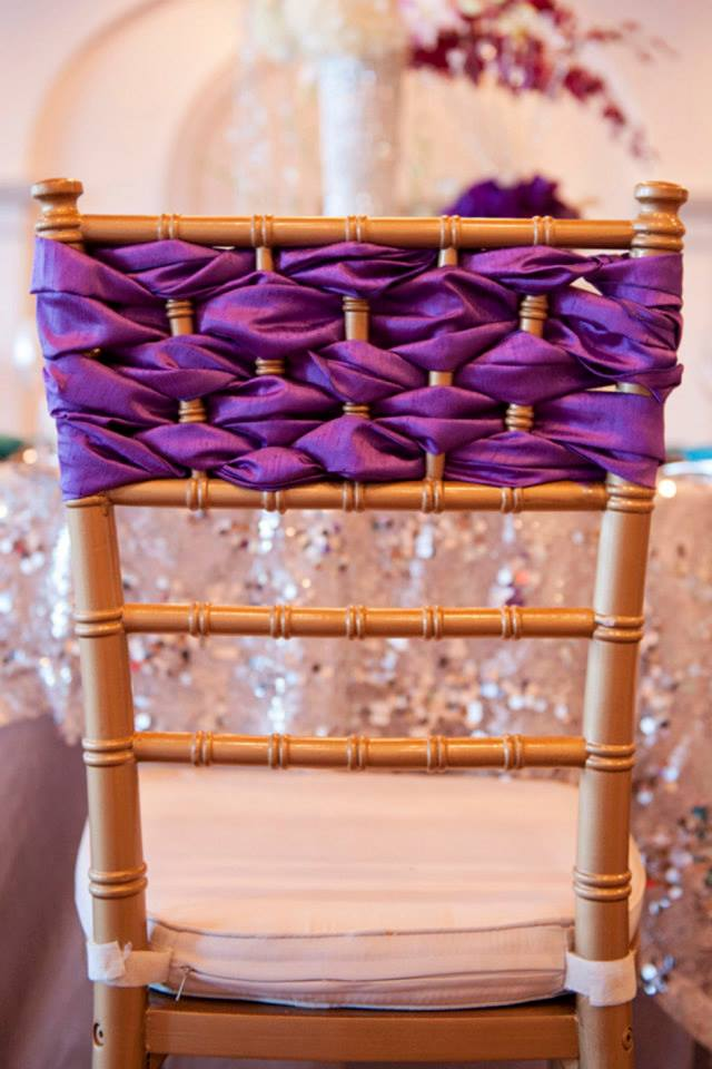 A Chair Affair Chiavari Chair accents In Style Imagery