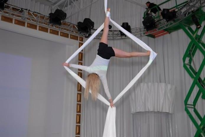 Vibe Agency - Aerial Performers 2014 Event Trends