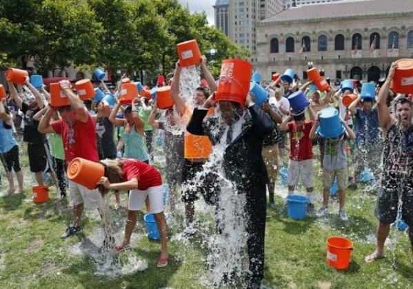 Beat Creative-Ice Bucket Challenge