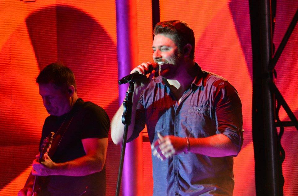 Chris Young Ocoee Founders Day Festival 2014 Photo by Jan Pewsey -