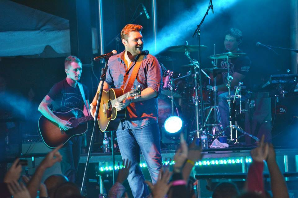 Chris Young Ocoee Founders Day Festival 2014 Photo by Jan Pewsey CY