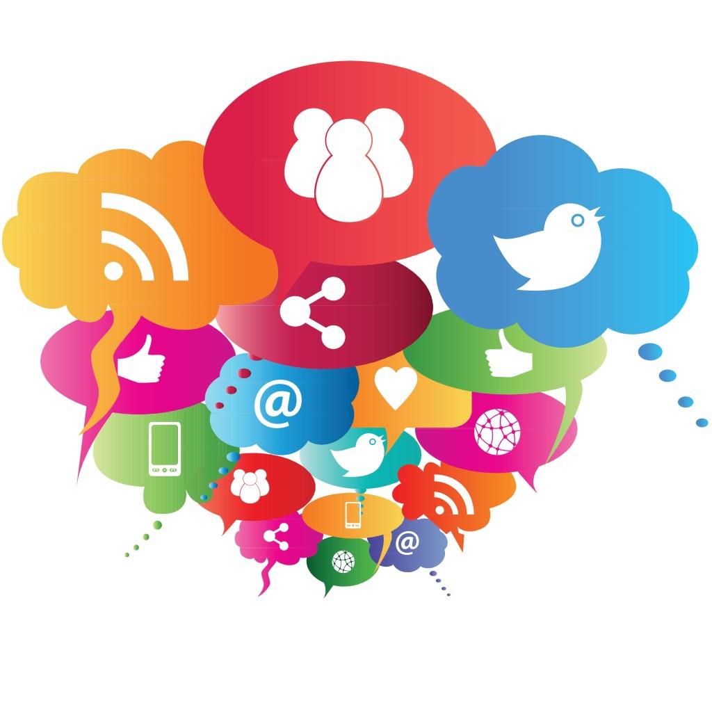 Social Media Icons, social media engagement