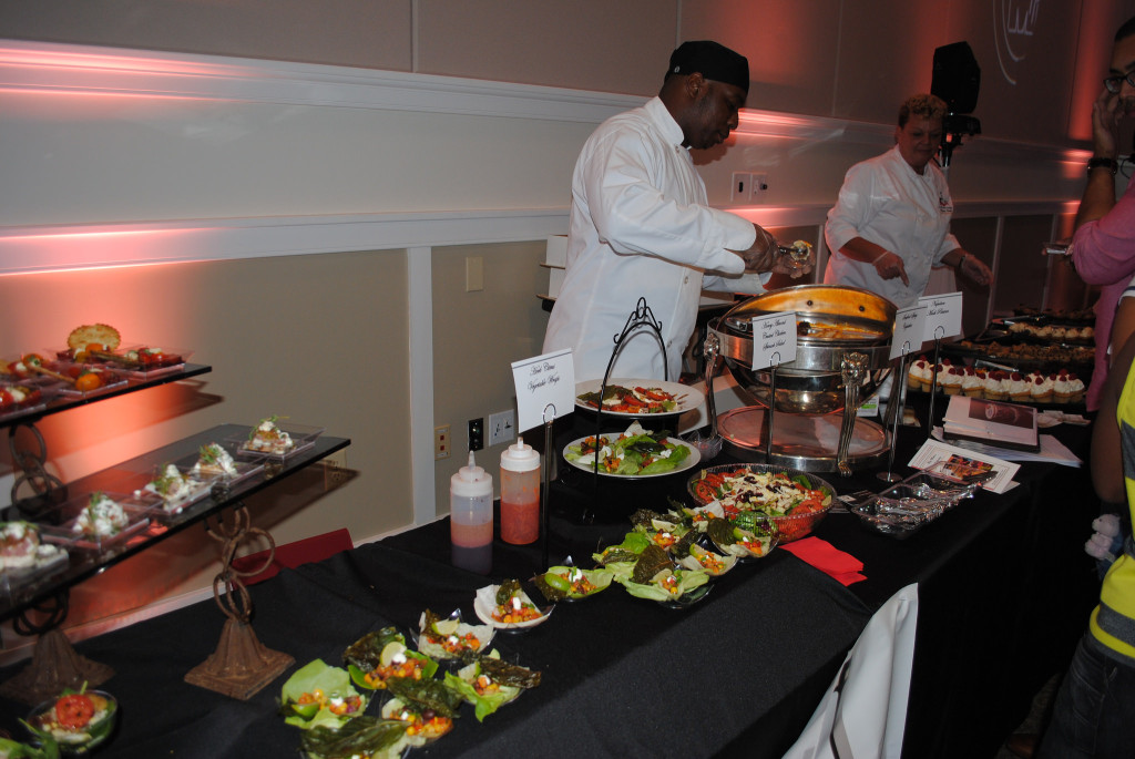 Ocoee Lakeshore Center Spring Soiree Big Mikes Catering