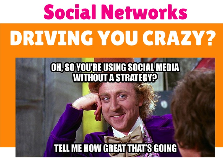 Social Network Strategy Tips