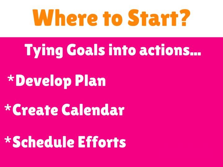 Social Media Planning Tips