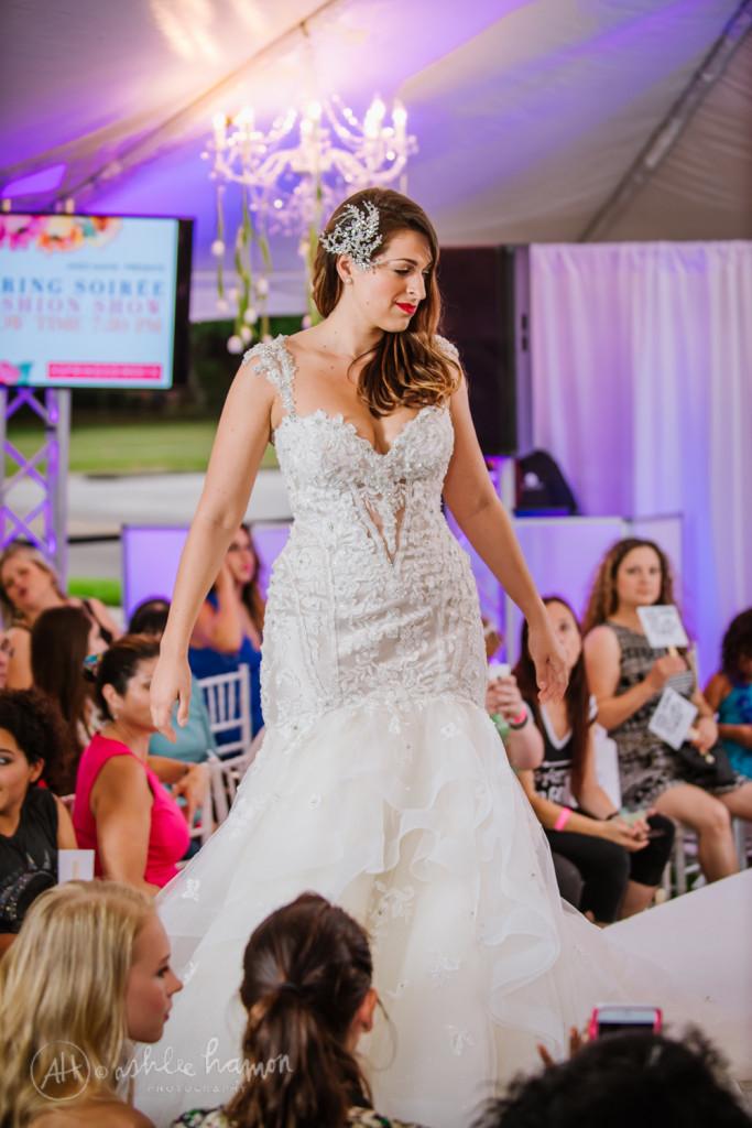Ocoee Lakeshore Center Spring Soiree Andi Mans Weddings Something New Bridal  Fashion Show