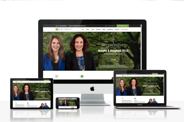 Murphy Berglund - Web Design