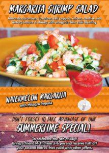 San Jose's Summertime Shrimp Special Orlando Florida